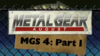Metal Gear Solid 4 - Part 1-thumbnail