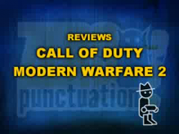 Zero Punctuation: Call of Duty: Modern Warfare 2