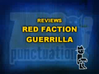 Zero Punctuation: Red Faction Guerrilla