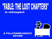 Zero Punctuation: Fable- The Lost Chapters-thumbnail