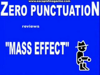 Zero Punctuation: Mass Effect