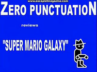 Zero Punctuation: Super Mario Galaxy