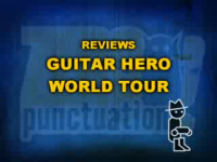 Zero Punctuation: Guitar Hero World Tour