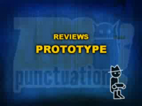 Zero Punctuation: Prototype