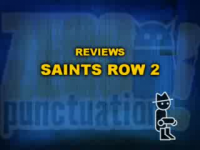 Zero Punctuation: Saints Row 2