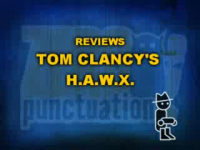 Zero Punctuation: Tom Clancy's H.A.W.X.