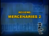 Zero Punctuation: Mercenaries 2