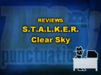 Zero Punctuation: S-T-A-L-K-E-R: Clear Sky