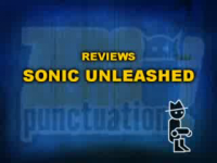 Zero Punctuation: Sonic Unleashed