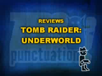 Zero Punctuation: Tomb Raider: Underworld