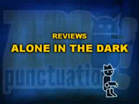 Zero Punctuation: Alone In The Dark