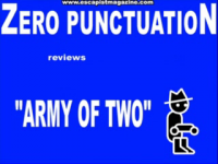 Zero Punctuation: Army Of Two