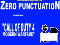 Zero Punctuation: Call of Duty 4