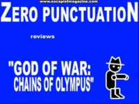 Zero Punctuation: God of War: Chains of Olympus