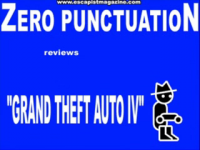 Zero Punctuation: Grand Theft Auto IV