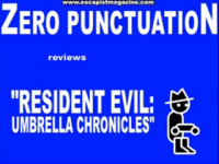 Zero Punctuation: Resident Evil- Umbrella Chronicles