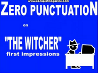 Zero Punctuation: The Witcher-thumbnail
