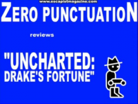 Zero Punctuation: Uncharted: Drake's Fortune