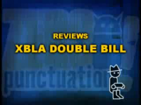 Zero Punctuation: XBLA  Double Bill