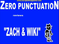Zero Punctuation: Zach And Wiki