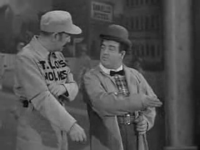 Abbott & Costello's Who's On First