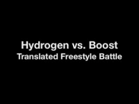 Hydrogen Vs Boost Freestyle: Translated