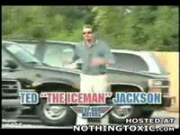 "Ted ""The Iceman"" Jackson: PWND"