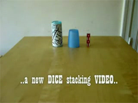 Dice Stacking: He's QUICK!-thumbnail