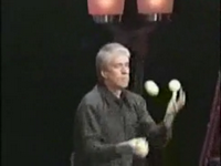 Chris Bliss' Juggling Act