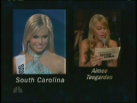 "Miss Teen USA ""answers"" a question"