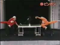 Matrix Style Ping Pong (these guys are good)-thumbnail