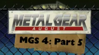 Metal Gear Solid 4 - Part 5-thumbnail