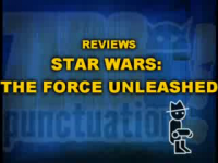 Zero Punctuation: Star Wars: The Force Unleashed